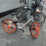 上海で見かけたレンタルバイクがけっこう良くできている件