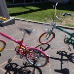 Google本社へ行ってきたよ。Google社内で乗られている「Google Bike」
