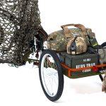 自転車で運びたいがとまらない!自分オリジナルのサイクルトレーラー