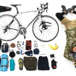 予算1~3万円以下。ロードバイクでキャンプに行くバイクパッキングの始め方。