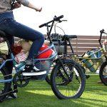 """『大荷物はパパチャリに』が我が家のルール!""""運べる""""カーゴ""""自転車が新登場。"""