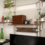 すべての壁はデッドスペース。簡単に壁面収納を実現できる「ハーフDIYキット」発売。